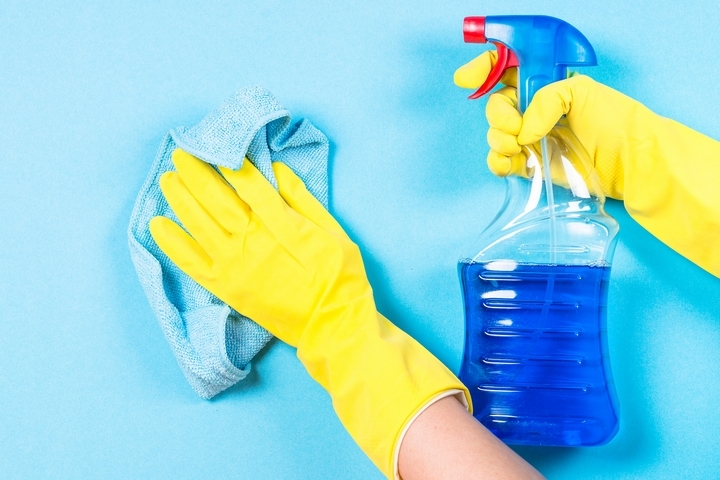6 Best Natural Products for Home Cleaning
