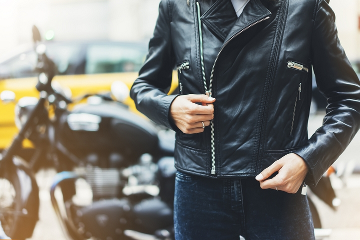 4 Style Tips for an Awesome Motorcycle Jacket