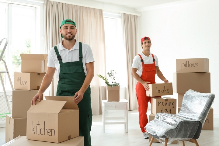 5 Instructions to Always Tell Movers Before Moving Day